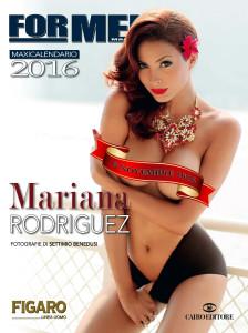 Belen Nuda Calendario.Il Nuovo Calendario Di Mariana Rodriguez Bollicine Vip