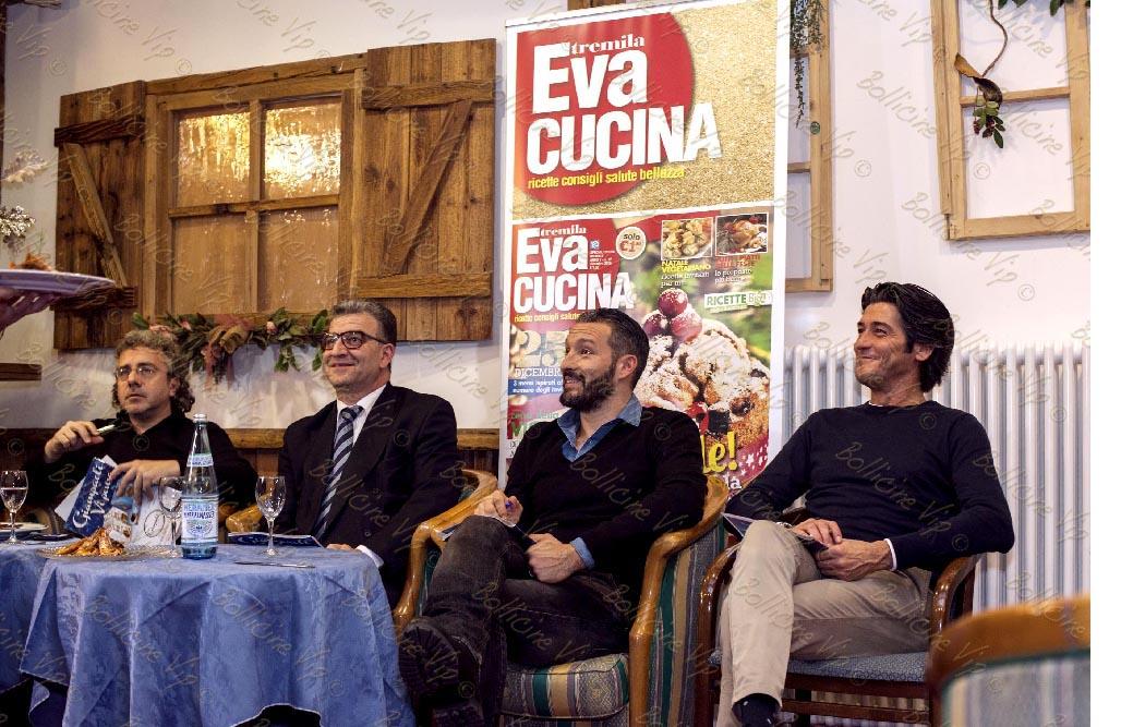 canazei: gara di cucina in alta quota - bollicine vip - Gara Di Cucina