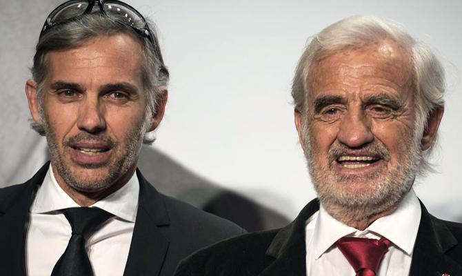 Paul belmondo io e mio padre jean paul bollicine vip for Dujardin belmondo
