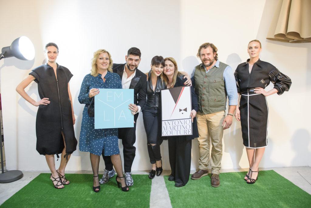 Rosaria Renna, Antonio Martino, Simona Molinari, Emilia Scaccia, Andrea Lo Cicero-bollicinevip