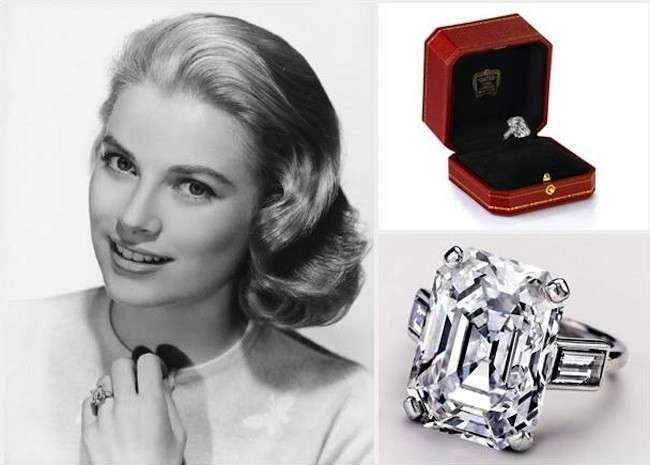 Gli anelli di fidanzamento pi belli delle star for Anelli di fidanzamento famosi