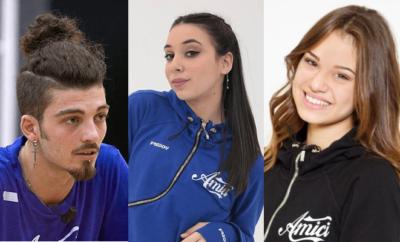 Carmen Ferreri vince, Sephora e Daniele eliminati