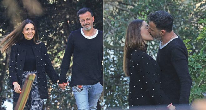 Chicco Nalli e Myr Garrido