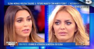 Elena Morali Contro Cecilia Capriotti