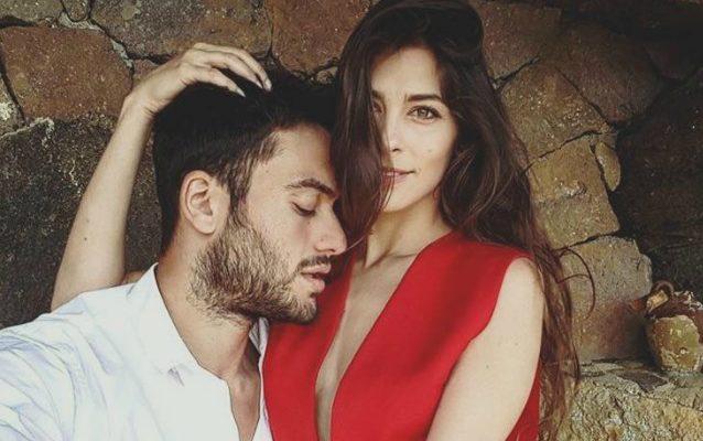Pierpaolo Pretelli e Ariadna Romero