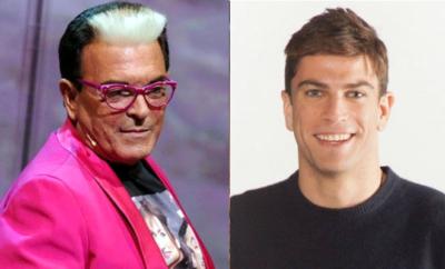 Cristiano Malgioglio e Filippo Contri