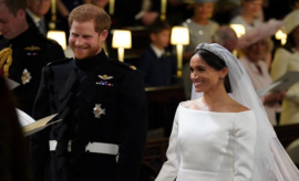 Royal Wedding, Meghan Markle e il Principe Herry