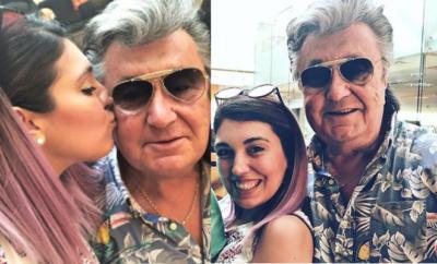 Bobby Solo e Veronica Satti