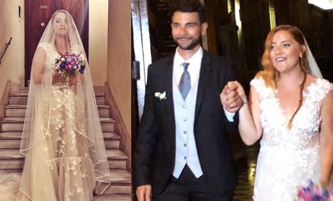 Matrimonio Noemi : Fiori d arancio per noemi la cantante ha sposato il