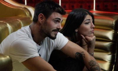 Francesco Monte e Giulia Salemi