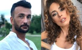 Nicola Panico e Sara Affi Fella