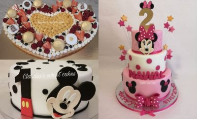 Claudia Conca cake designer