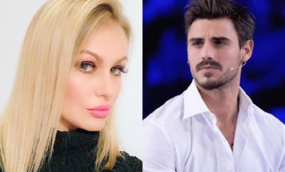Francesco Monte e Eva Henger