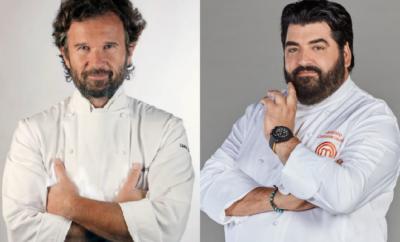 San Valentino, Carlo Cracco e Antonino Cannavacciulo