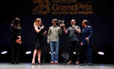 Milano, si è svolta ieri, presso il Barclays Teatro Nazionale, la 28° Edizione di International GrandPrix Advertising Strategies.