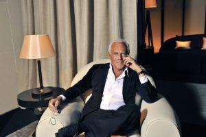 Giorgio Armani Bollicine Vip
