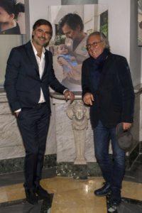 Beppe con Gianni Mazza-bollicinevip