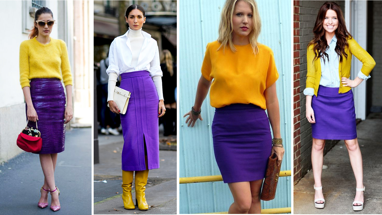 Come Abbinare Il Senape ultra violet: come abbinare il colore dell'anno