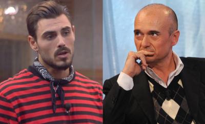 Scontro Francesco Monte e Alfonso Signorini