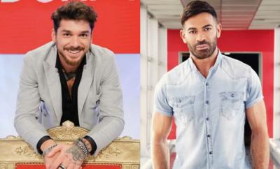 Andrea Cerioli e Gianni Sperti