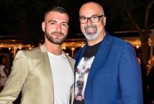 Giovanni Ciacci e Damiano