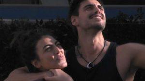 Giulia e Francesco aereo