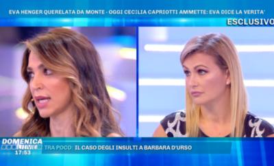Canna-gate, Cecilia Capriotti appoggia Eva Henger