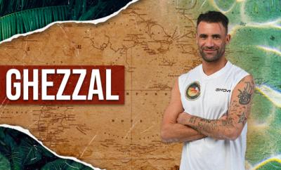 Ghezzal ha abbandonato l'Isola