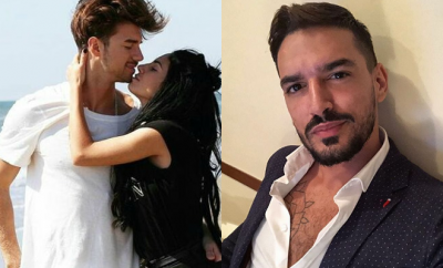 Pietro Tartaglione, Andrea Damante e Giulia De Lellis