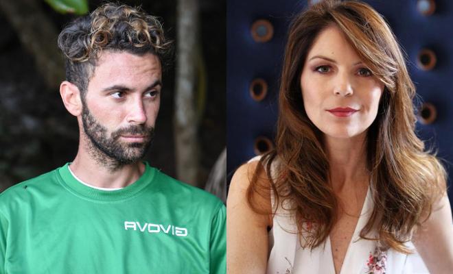 Luca Vismara e Marina La Rosa