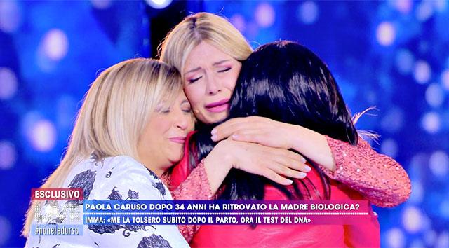 Paola, Imma e Vanessa