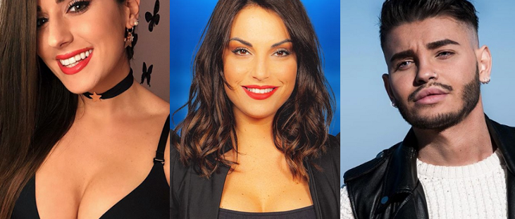 Valentina, Francesca e Cristian