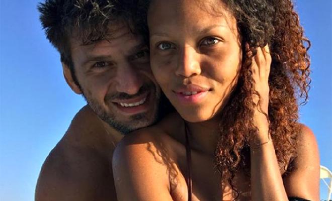 Marco Maddaloni e Romina Giamminelli