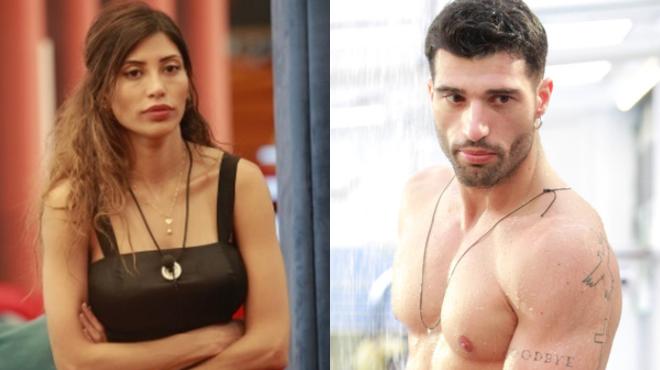 Michael Terlizzi e Mila Suarez