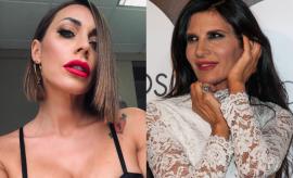 Karina Cascella e Pamela Prati