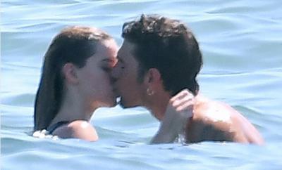 Andrea Damante e Sara Croce bacio