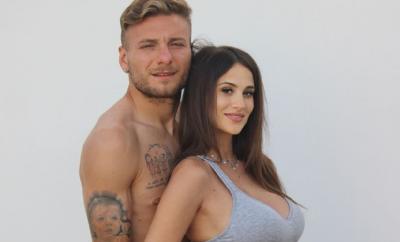 Ciro Immobile e Jessica Malena
