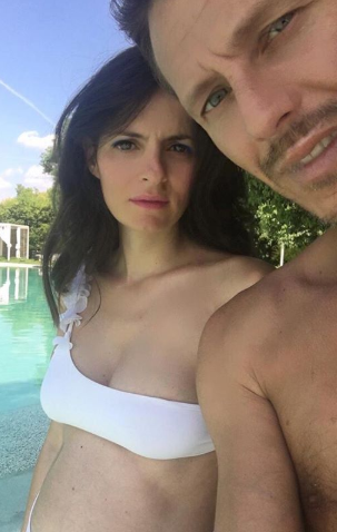 Gabriele Greco e Alessandra Mammolo