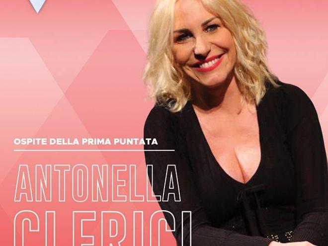 Verissimo, Antonella Clerici