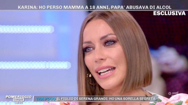 Pomeriggio 5, Karina Cascella