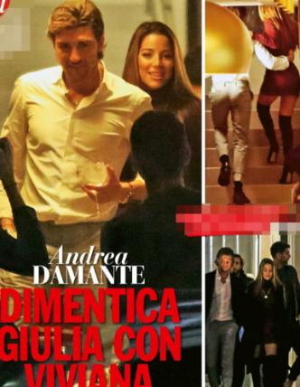 Andrea Damantte e Viviana Vizzini