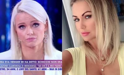 Eva Henger contro Mercedesz