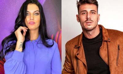 Mattia Marciano e Carolina Stramare