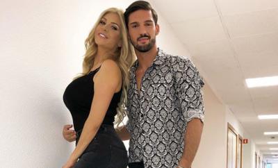 Paola Caruso e Morelo Merlo