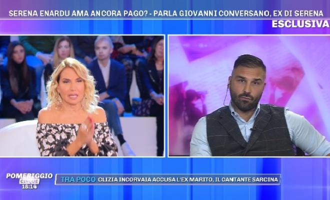 Giovanni Conversano contro Serena Enardu