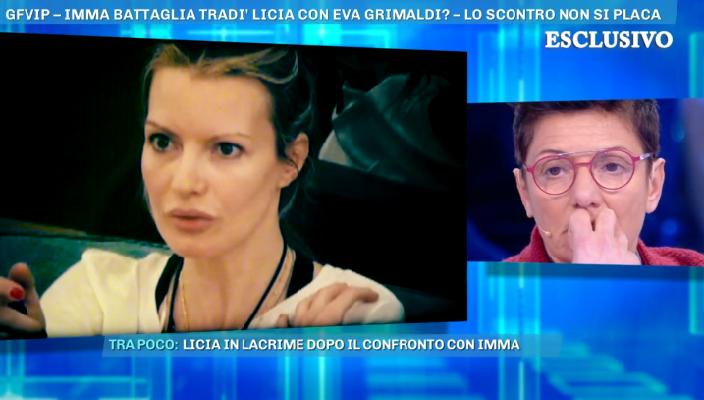 Imma contro Licia Nunez