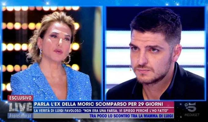 Luigi Favoloso a Live