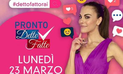 Detto Fatto, Bianca Guaccero