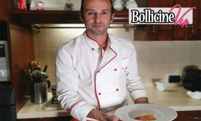 Marino Chef in mutande, Bisque di gamberoni
