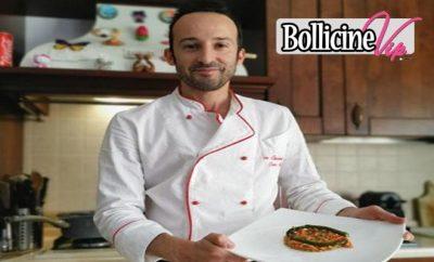 Marino Chef in mutande, Farrottocon carote e asparagi